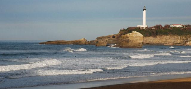 64 ways visites guid es du pays basque - Phare de biarritz ...